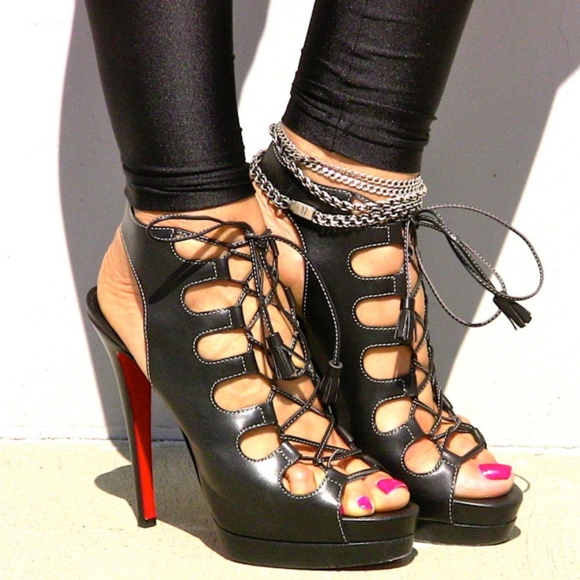 54a832255ed0 Christian Louboutin Shoes - Christian Louboutin Miss Fortune  140s 39.5